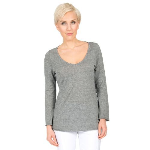 Abbildung: Pullover V-Neck groß ultra-light