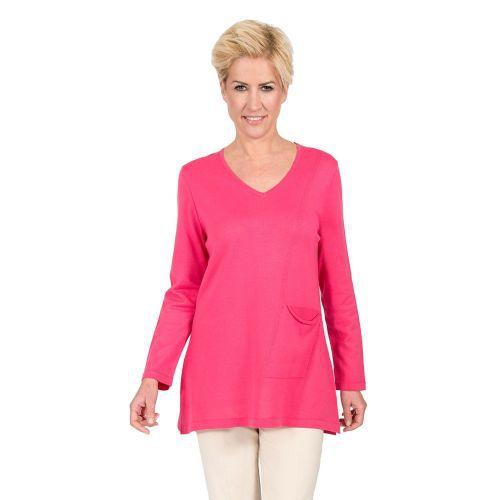 Abbildung: Pullover A-Form mit Tasche