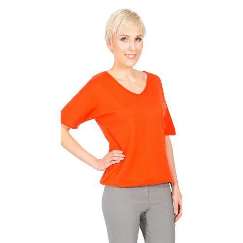 Abbildung: Pullover mit Gummizug ultra-light