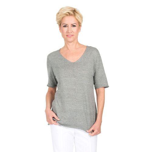 Abbildung: Pullover V-Neck ultra-light, Kurzarm